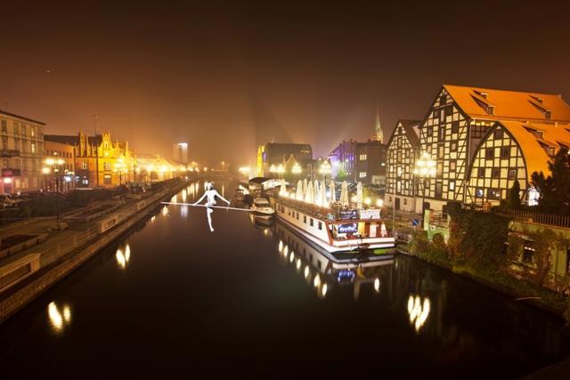 BRDA RIVER - TOURIST INFRASTRUCTURE