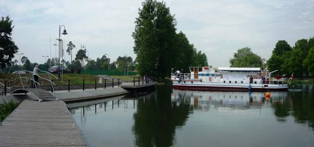 BYDGOSZCZ CANAL - TOURIST INFRASTRUCTURE
