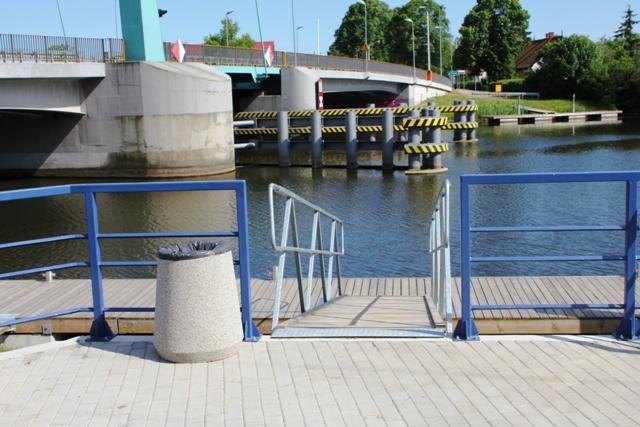 SZKARPAWA RIVER - TOURIST INFRASTRUCTURE