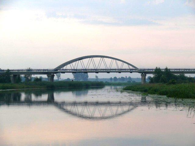 BRIDGE CROSSES