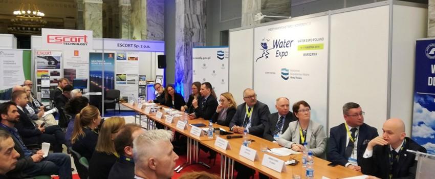 MIĘDZYNARODOWE TARGI I KONFERENCJA WATER EXPO POLAND 2019