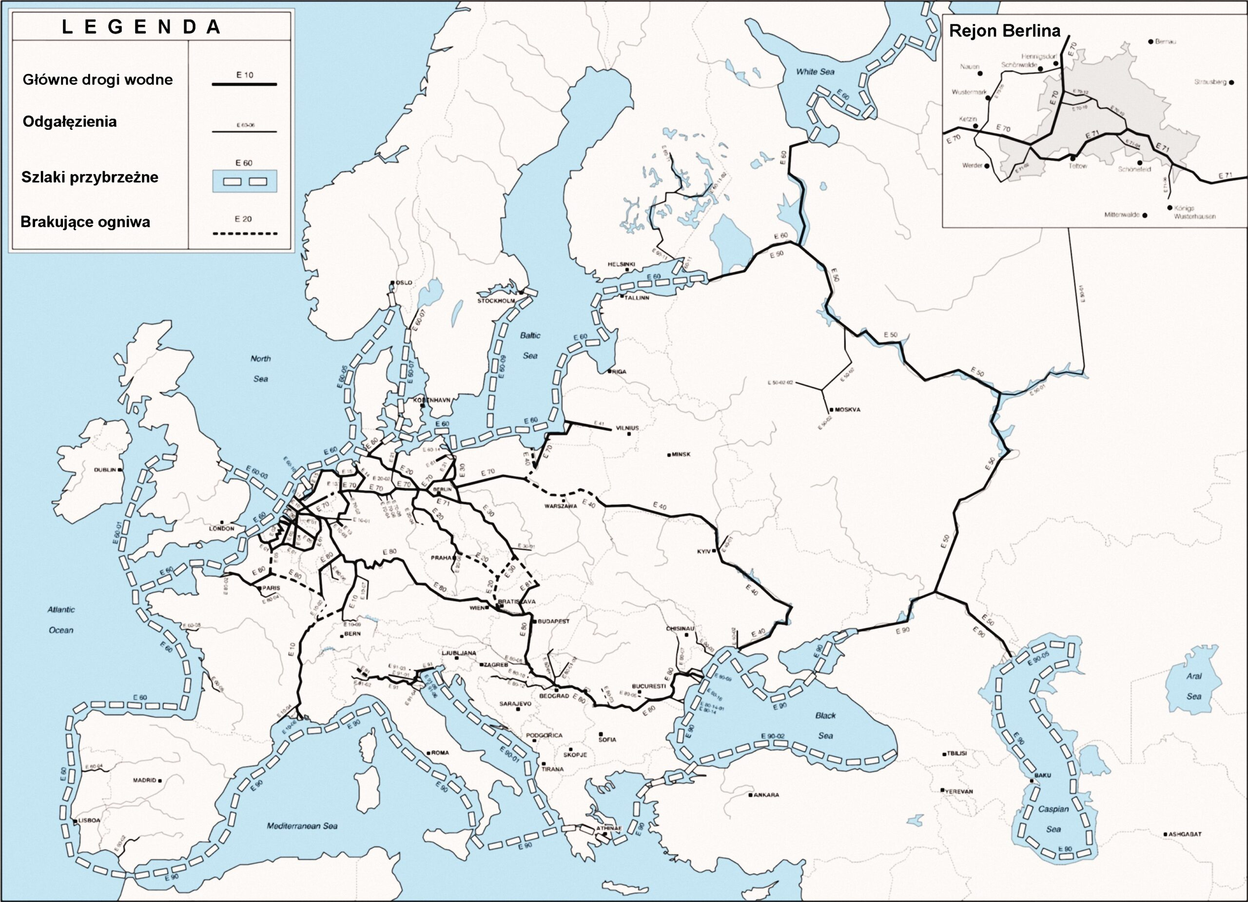 EUROPEAN TRANSPORT POLICY