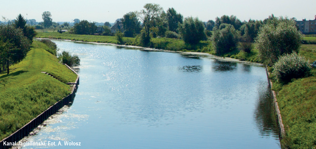 THE JAGIELLONIAN CANAL