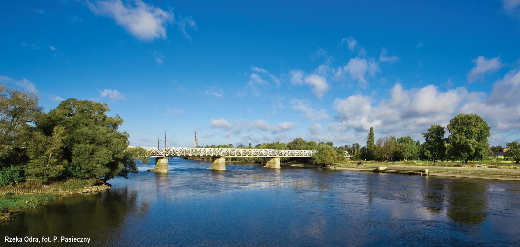 ODRA RIVER – TOURIST POTENTIAL