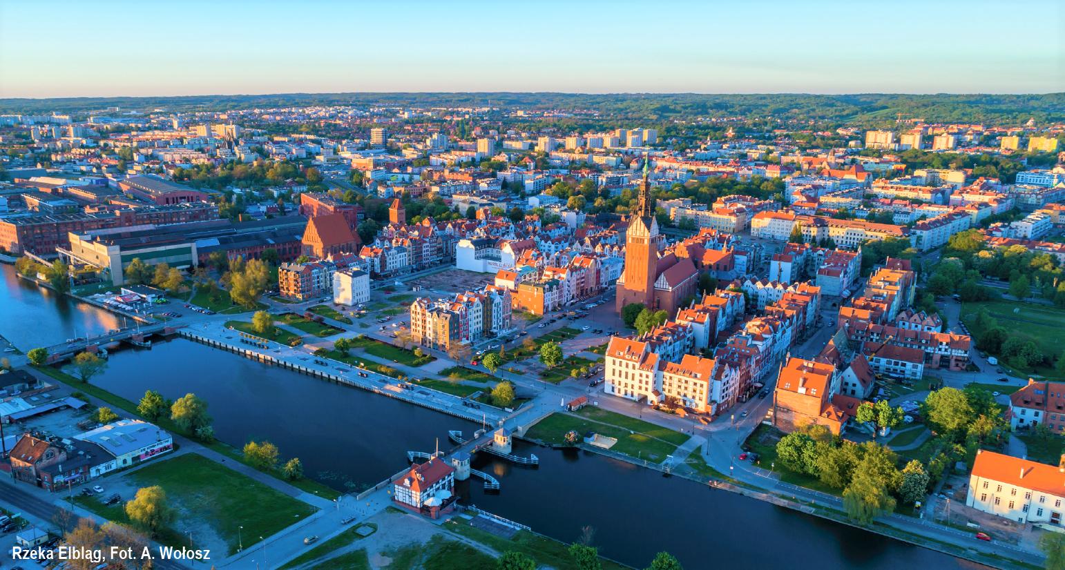 ELBLĄG RIVER and JAGIELLONIAN CANAL – TOURIST POTENTIAL